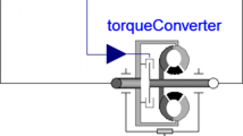 Derive component characteristics from targets