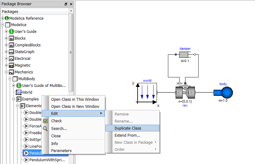 Dymola-Simulink interface