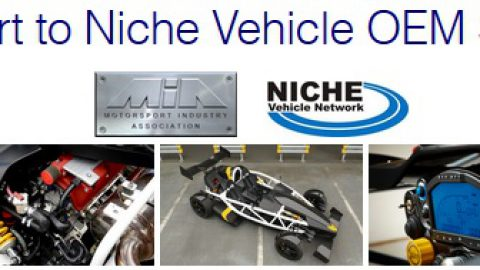 Motorsport to Niche Vehicle OEM Showcase – 7th May 2015, Silverstone