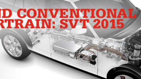 Sustainable Vehicle Technologies – SVT 2015 Conference – 16th-17th June, University of Warwick