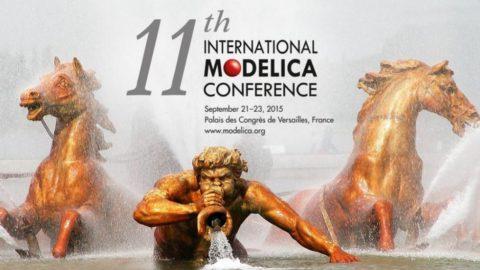 11th International Modelica Conference – 21-23 September 2015 –  Palais des Congrès de Versailles, France
