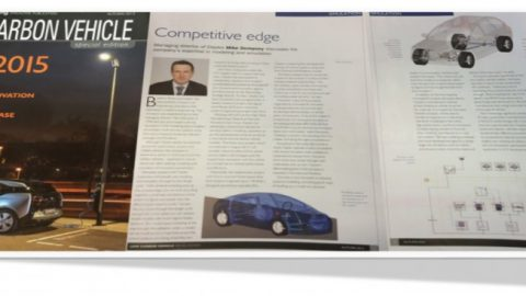 Energy Engineering Magazine Interview Managing Director of Claytex – Competitive Edge