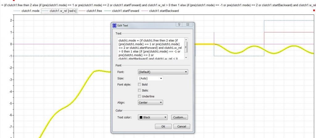 Plot Dependencies Plot_Equation Editor