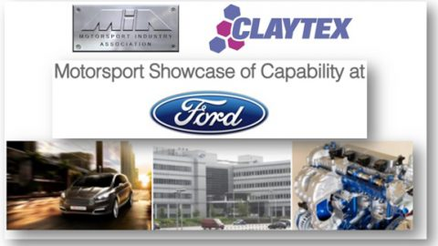 Motorsport to Automotive Event – Ford Dunton – 23rd February, Basildon