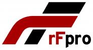 rFpro logo