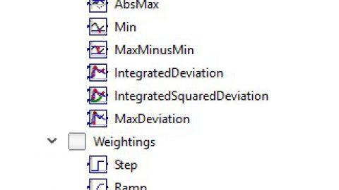 Model Based Multi-Criteria Optimization