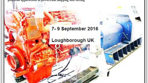 Powertrain Modelling and Control Conference 2016 – 7-9 September, Loughborough University