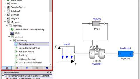 Dymola Basics: 3. Package Browser