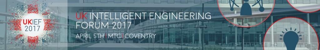 Claytex Sponsor the UK Intelligent Engineering Forum (UKIEF) 2017