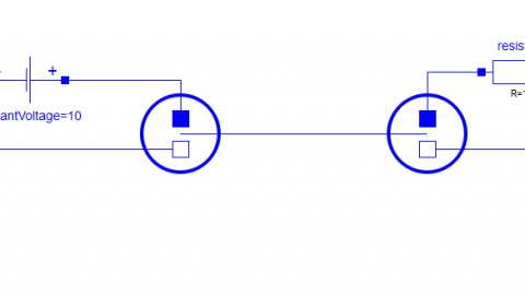 Hierarchical Connectors in Dymola