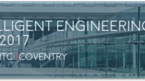 UK Intelligent Engineering Forum – 5th April 2017 – MTC, Coventry