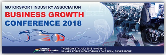 MIA Business Growth Conference 2018 - Sahara Force India F1 Team, Silverstone - 5 July