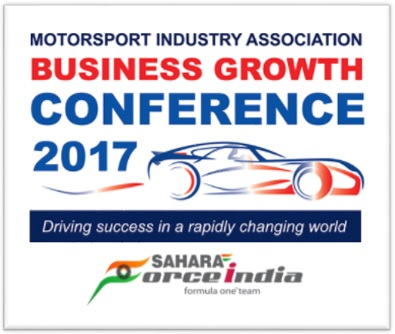MIA Business Growth Conference 2017 - Sahara Force India F1 Team, Silverstone - 13 July