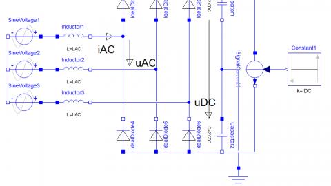 Handling of Modelica Model's Parameter Values in Dymola