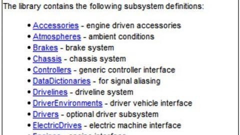 The merits of using the Vehicle Interfaces template library
