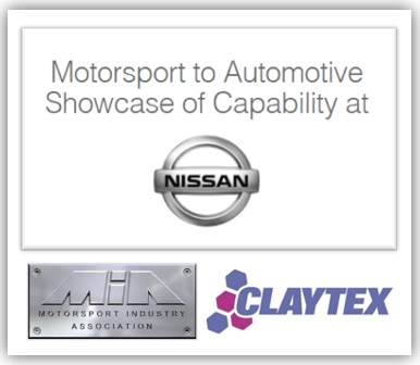 Motosrport to Automotive Showcase of Capability - Nissan - 31 October 2017