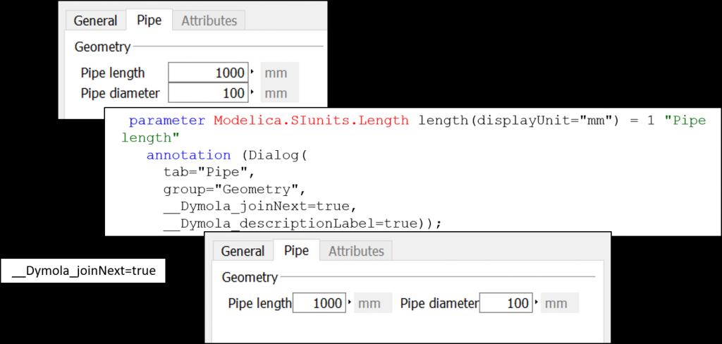 User-defined input dialogs in Dymola - Claytex