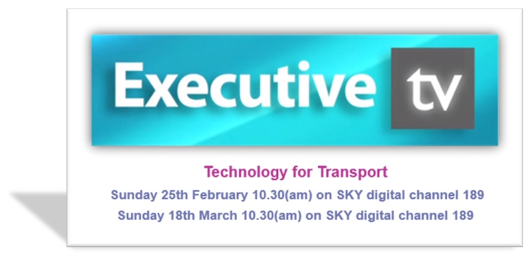 Claytex on Technology for Transport TV Programme - Sky Digital