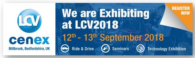 LCV2018 - 12th & 13th September