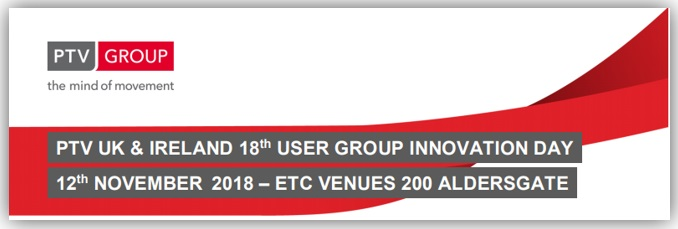 PTV UK & Ireland - User Group Innovation Day