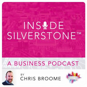 Inside Silverstone™ - Managing Director of Claytex was interviewed for the Regional Podcast