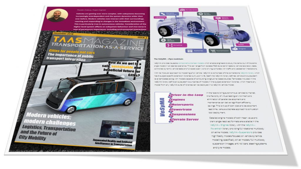 TaaS Magazine Feature Claytex - Modern vehicles, modern challenges