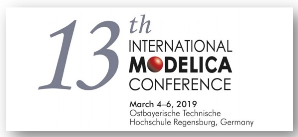 13th International Modelica Conference, March, Germany