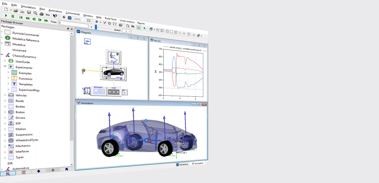 Modelling and simulation solutions for systems engineering