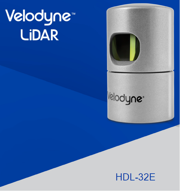 Our Beta version of a Velodyne HDL-32E in rFpro