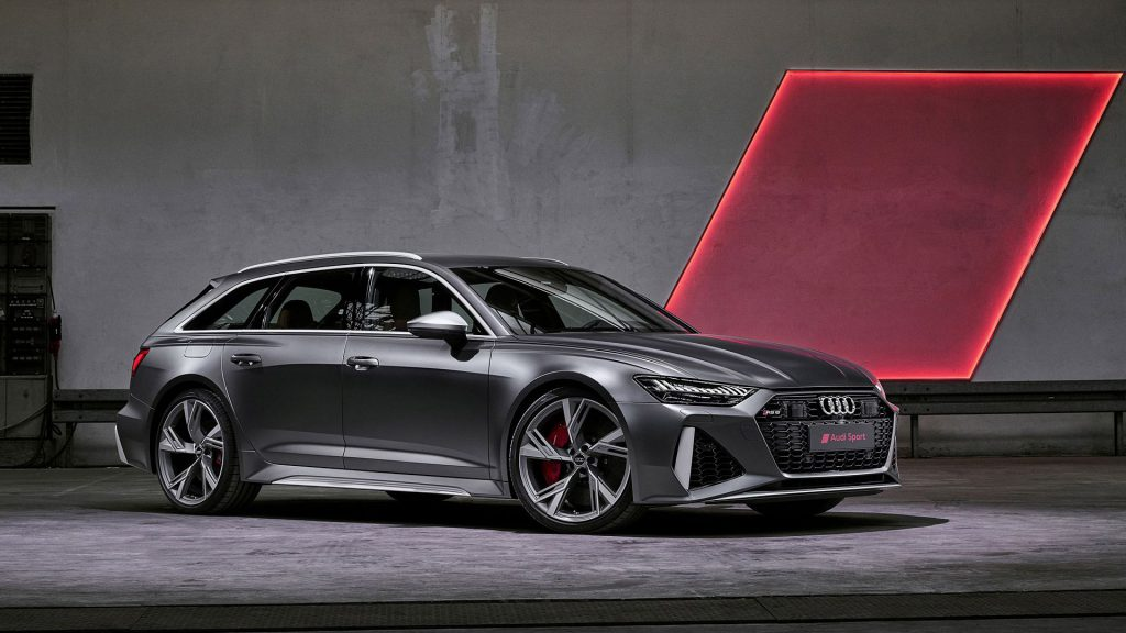 Figure 8. Audi RS6  (WRC Motorsport & Beyond, 2020)