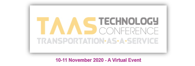 TaaS Technology Conference 2020 - A Virtual Event - 10th & 11th November