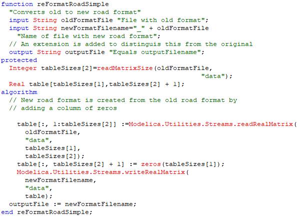 Pre-processing .mat files